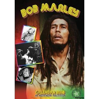 Wandkalender 2018 BOB MARLEY, Bob Marley