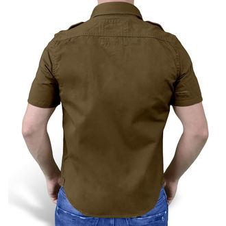 Hemd SURPLUS - 1/2 Vintage Hemd - BRAUN