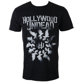 Herren T-Shirt Metal Hollywood Undead - DOVE GRENADE SPIRAL - PLASTIC HEAD, PLASTIC HEAD, Hollywood Undead