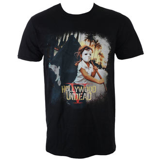 Herren T-Shirt Metal Hollywood Undead - FIVE - PLASTIC HEAD, PLASTIC HEAD, Hollywood Undead