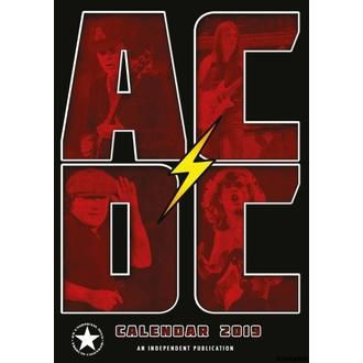 Wandkalender 2019 - AC / DC, NNM, AC-DC
