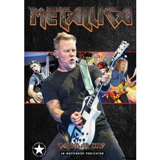 Wandkalender 2019 - Metallica, NNM, Metallica