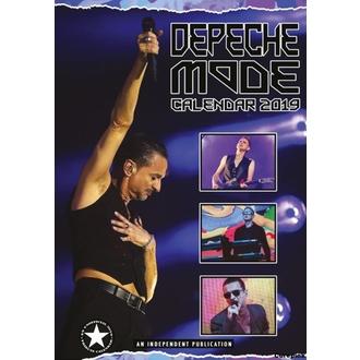 Wandkalender 2019 - Depeche Mode, NNM, Depeche Mode