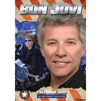Wandkalender 2019 - Bon Jovi, NNM, Bon Jovi
