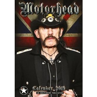 Wandkalender 2019 - Motorhead, NNM, Motörhead