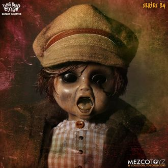 Puppe Living Dead Dolls - The Time Has Come To Tell The Tale - Tommy Klopfer, LIVING DEAD DOLLS
