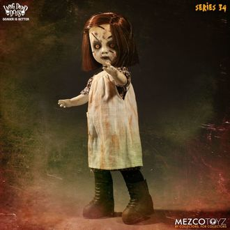 Puppe Living Dead Dolls - The Time Has Come To Tell - Asche Lee, LIVING DEAD DOLLS