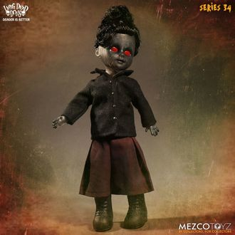 Puppe Living Dead Dolls - The Time Has Come To Tell The Tale - Ruß, LIVING DEAD DOLLS