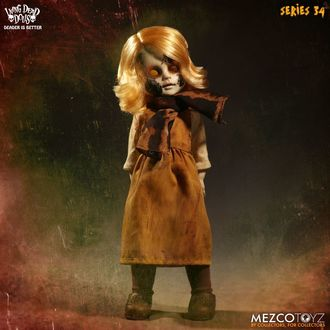 Puppe - Living Dead Dolls - The Time Has Come To Tell The Tale - Kanarienvogel, LIVING DEAD DOLLS