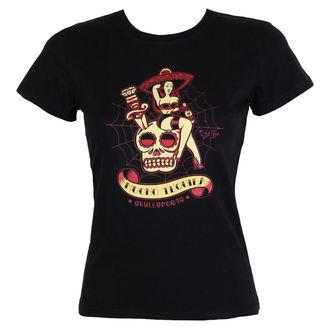 Damen T-Shirt  SKULLSPORTS - Skullsports Girlie T-Shirt, SKULLSPORTS
