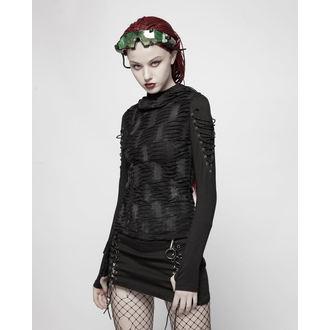 Damen Longsleeve Gothic Punk - Destruction - PUNK RAVE, PUNK RAVE