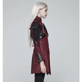 Damen Mantel PUNK RAVE - Poisonblack, PUNK RAVE