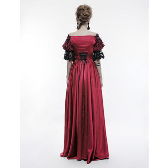 Damen Kleid PUNK RAVE - Ruby Gothic, PUNK RAVE