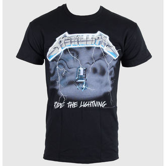 Herren T-Shirt   Metalllica - Ride Lightning - LIVE NATION - 0090