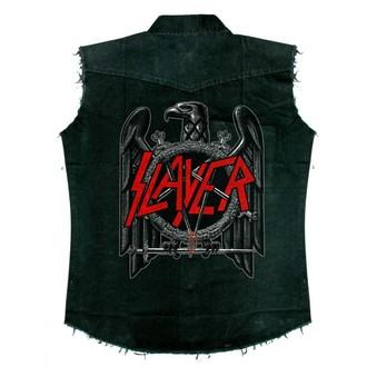 Herren Weste  Slayer - Black Eagle - WS008, RAZAMATAZ, Slayer