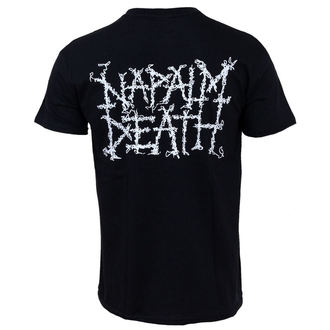 Herren T-Shirt Napalm Death - Harmony Corruption, RAZAMATAZ, Napalm Death