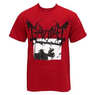 Herren T-Shirt Mayhem - Deathcrush, RAZAMATAZ, Mayhem