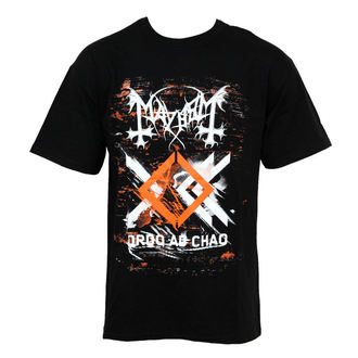 Herren T-Shirt Mayhem - Ordo Ad Chao, RAZAMATAZ, Mayhem
