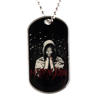 Dog Tag  My Dying Bride - My Body A Funeral, RAZAMATAZ, My Dying Bride