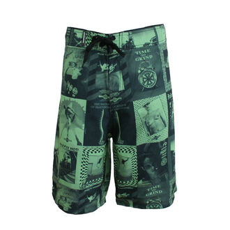 Herren Badeshorts INDEPENDENT - Verts, INDEPENDENT