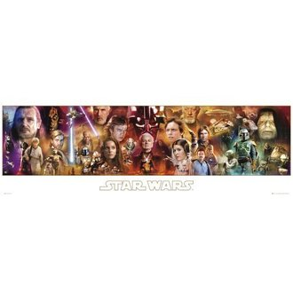 Poster Star Wars - Complete - GB posters, GB posters