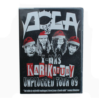 DVD Doga XMAS Unplugged Tour 2009 KARIKATUREN, Doga