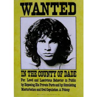 Fahne Doors - Wanted, HEART ROCK, Doors