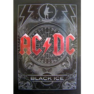 vlajka AC-DC 'Black Ice' HFL 0979, HEART ROCK, AC-DC