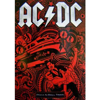 Fahne AC/DC - Rock'n Roll Train - HFL0981