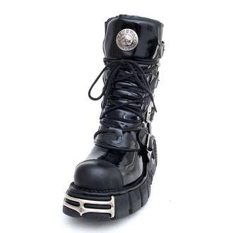 Schuhe NEW ROCK  - Bizarre Boots (313-S1) Black, NEW ROCK