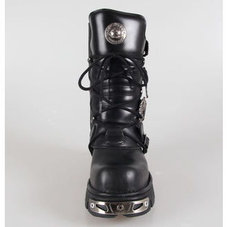 Schuhe NEW ROCK  - Metall Boots (391-S1) Black, NEW ROCK