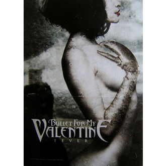 Fahne Bullet For My Valentine - Fever, HEART ROCK, Bullet For my Valentine