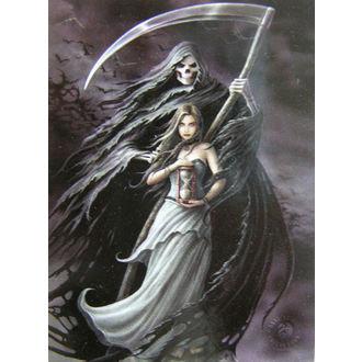 Fahne Anne Stokes - Summon The Reaper, ANNE STOKES