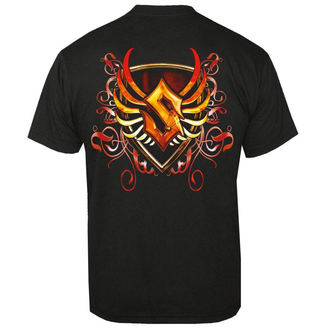 Herren T-Shirt Sabaton 'Coat af Arms' - NUCLEAR BLAST, NUCLEAR BLAST, Sabaton