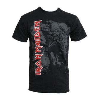 Herren T-Shirt Iron Maiden - Hi Contrast Trooper - IMTEE04MB02, ROCK OFF, Iron Maiden