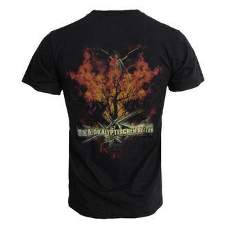 Herren T-Shirt Die Apokalyptischen Reiter 'Feue Rengel' - NUCLEAR BLAST, NUCLEAR BLAST, Die Apokalyptischen Reiter