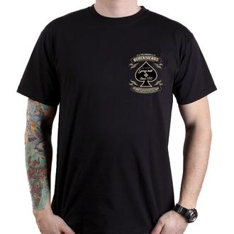 Herren T-Shirt Street - JAWA BOBBER - BLACK HEART, BLACK HEART