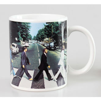 Keramiktasse Beatles - Abbey Road - ROCK OFF, ROCK OFF, Beatles
