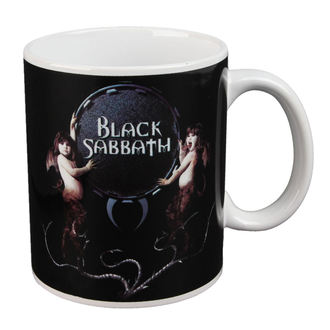 Keramiktasse  (Pott) Black Sabbath 'Devil Twins' - ROCK OFF, ROCK OFF, Black Sabbath