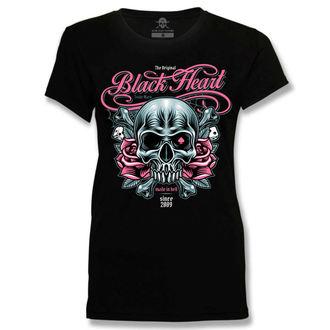 Damen T-Shirt Street - BH HOLISTER - BLACK HEART, BLACK HEART