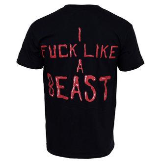 Herren T-Shirt W.A.S.P. 'Unholy Terror', RAZAMATAZ, W.A.S.P.