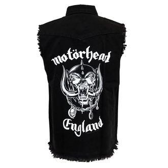 Herren Weste Motörhead 'England', RAZAMATAZ, Motörhead
