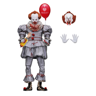 Figur IT - Stephen King - Pennywise - ich Herz Derry, NNM