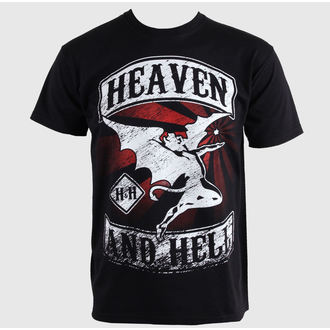 Herren T-Shirt HEAVEN & HELL 'CHOPPER' 5619, PLASTIC HEAD, Heaven & Hell