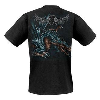 Herren T-Shirt ALCHEMY GOTHIC 'The High Gate Horror' - Bioworld, ALCHEMY GOTHIC