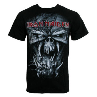 Herren T-Shirt Iron Maiden 'Final' EMI, ROCK OFF, Iron Maiden