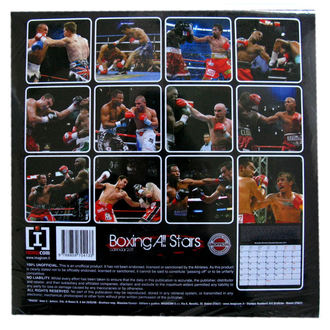 Kalender Wand Boxing All Stars 2011