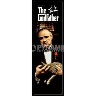 Poster Godfather (Cat) - PYRAMID POSTERS - CPP20060