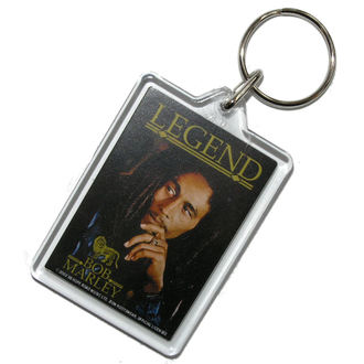 Schlüsselanhänger (Anhänger ) Bob Marley - Legend - PYRAMID POSTERS, PYRAMID POSTERS, Bob Marley