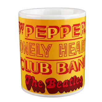 Keramiktasse  (Pott) Beatles - Sgt Pepper Boxed Mug - ROCK OFF, ROCK OFF, Beatles